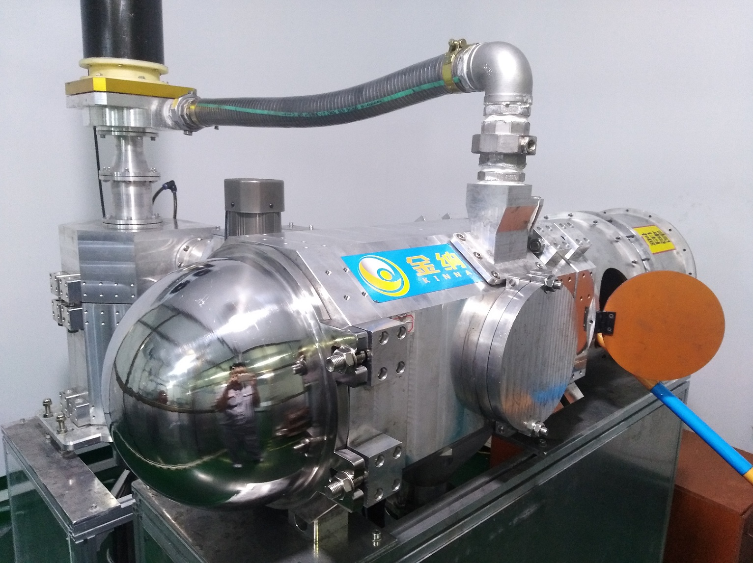 The ingenious patent production equipment