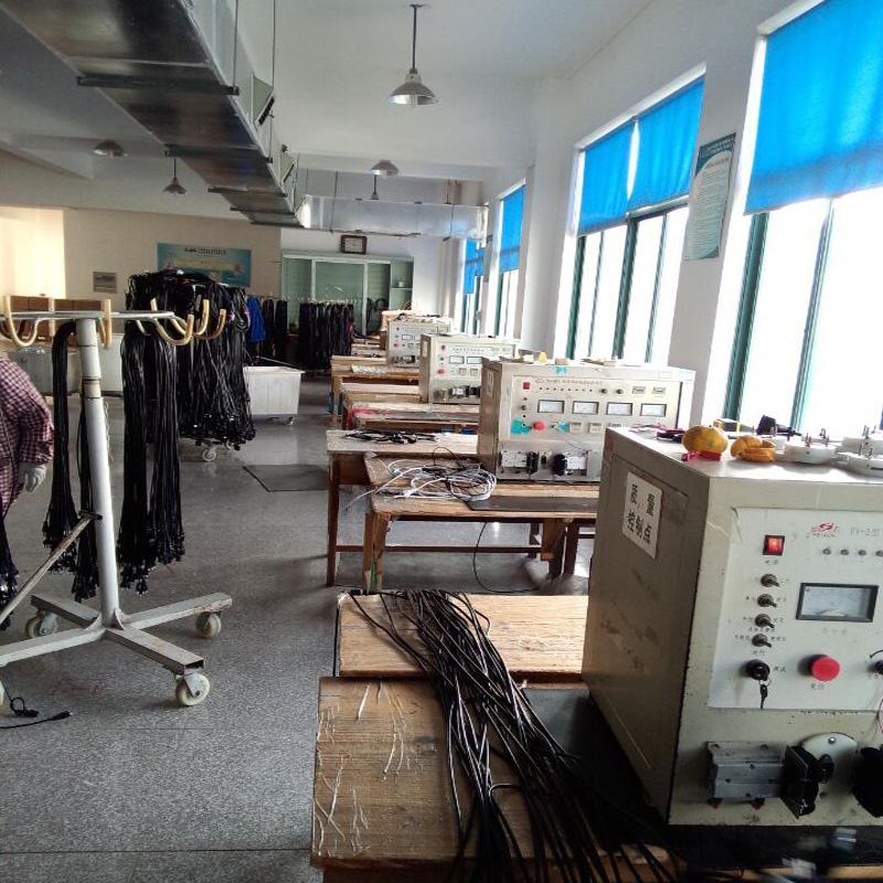 Power line detection workshop safety test