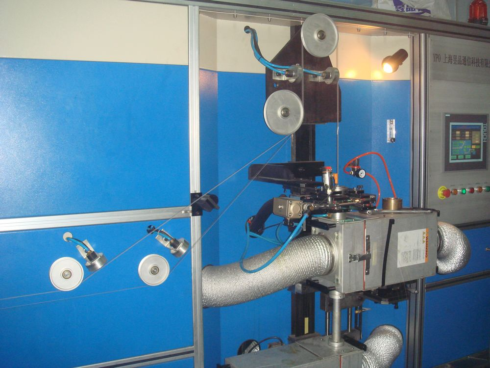 Fiber Ribon Machine