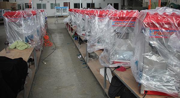 popcorn machine production line 1