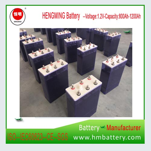 1.2V Nickel Cadmium Rechargeable Alkaline Battery Gn1200 for Telecommunications