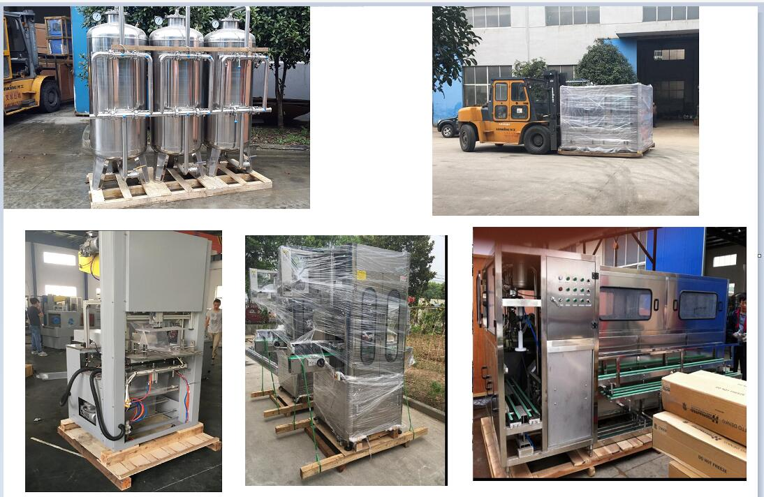 package photos for different machine