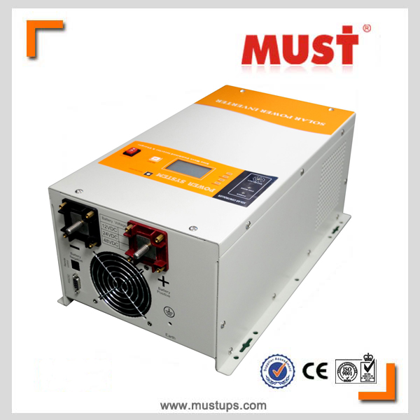 solar inverter combined solar charge controller