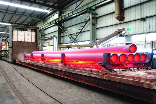 Seamless Pipe Hot Anneal