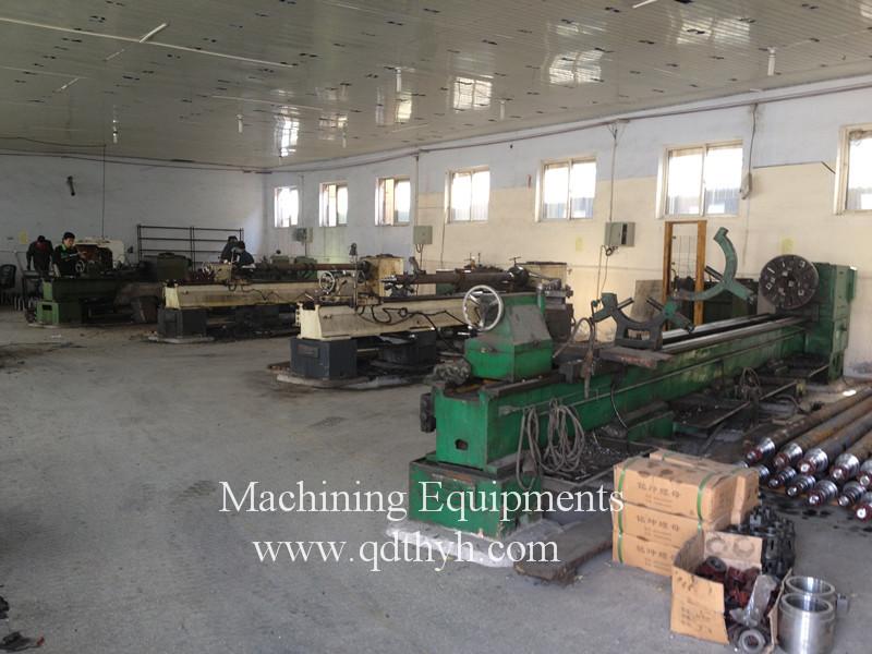 Machining Metal Parts