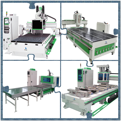 CNC Woodworking Machinery Tools Router