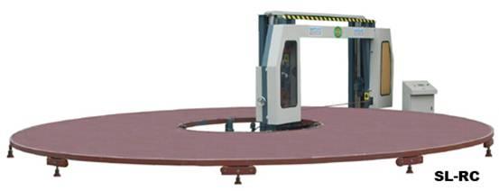 Computerized foam circular cutter