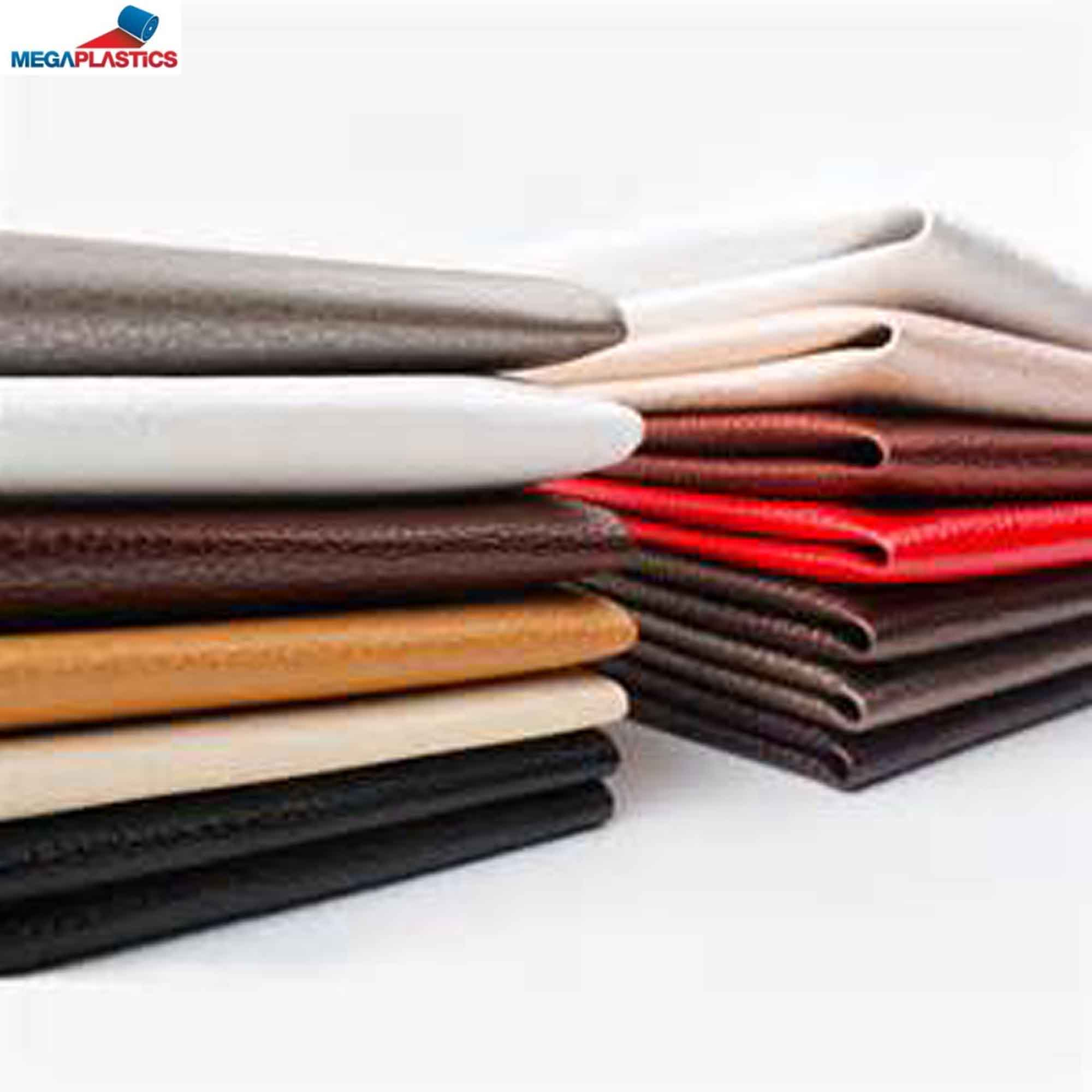 Mega plastic launch batches of New PU/PVC leather design