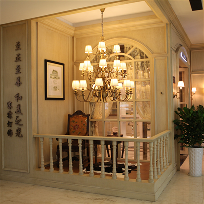 Showroom Corner