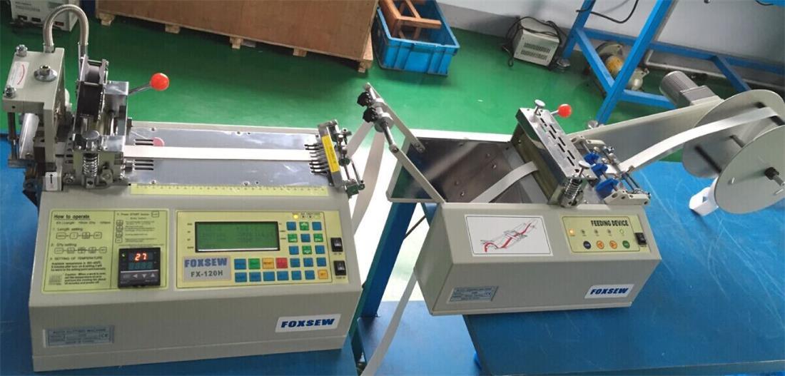 FOXSEW Automatic Elastic Bands Cutting Machine