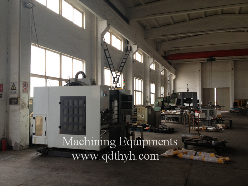 CNC Machining Equipments