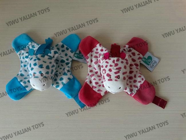 custom baby plush toy samples