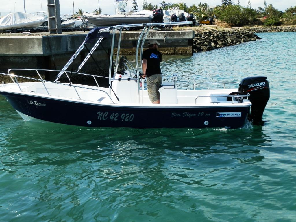 fiberglass fishing boat, panga boat, work boat ,5.8 meter/19 feet