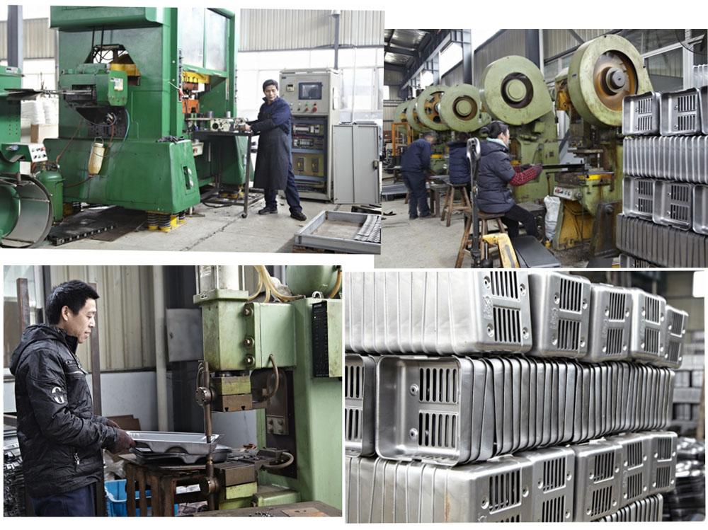 workshop-air cleaner making