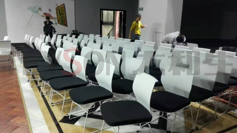 Buyers show for Conference chair
