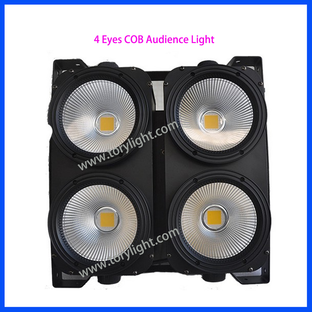 LED 4 Eyes Audience Blinder Light