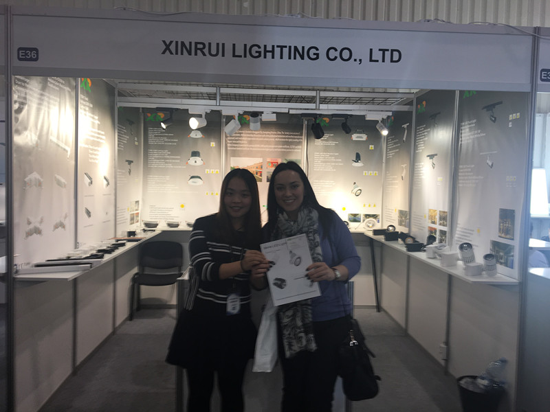2017 Lighting Fair in Poland