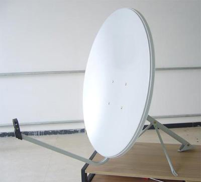Ku band 70cm Satellite Dish Antenna
