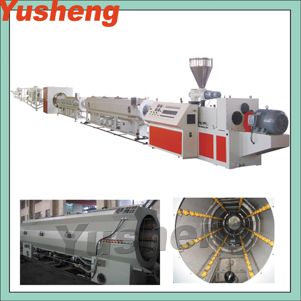 PVC Pipe Prodution Line