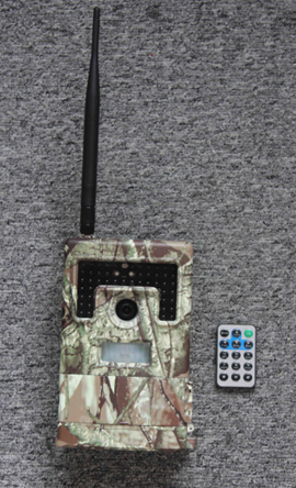 Latest GPRS / MMS hunting trail camera will be available on 2nd, Sept.