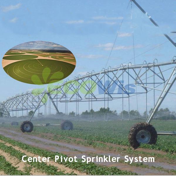 Center Pivot Sprinkler Irrigation System