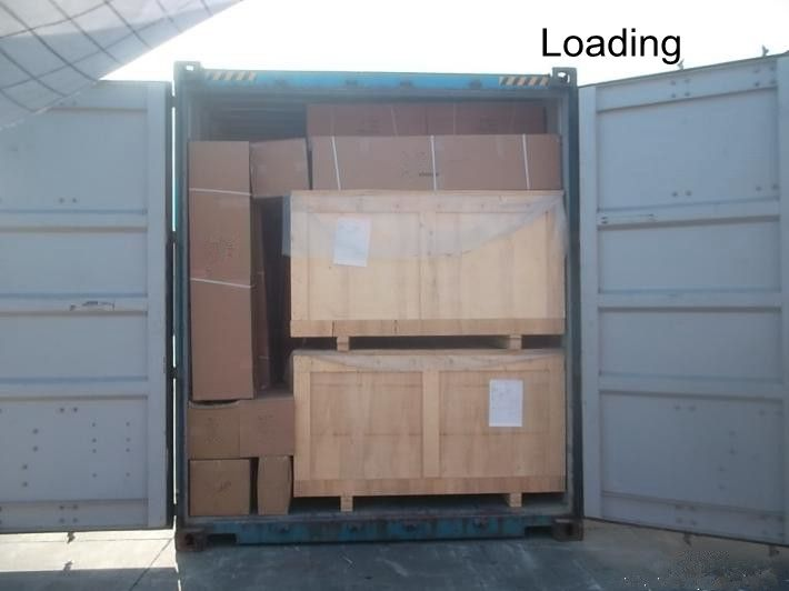 Loading and Shipment