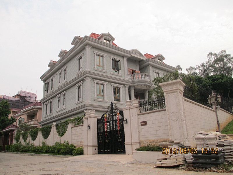 Project Name: Villa In China Shenzhen