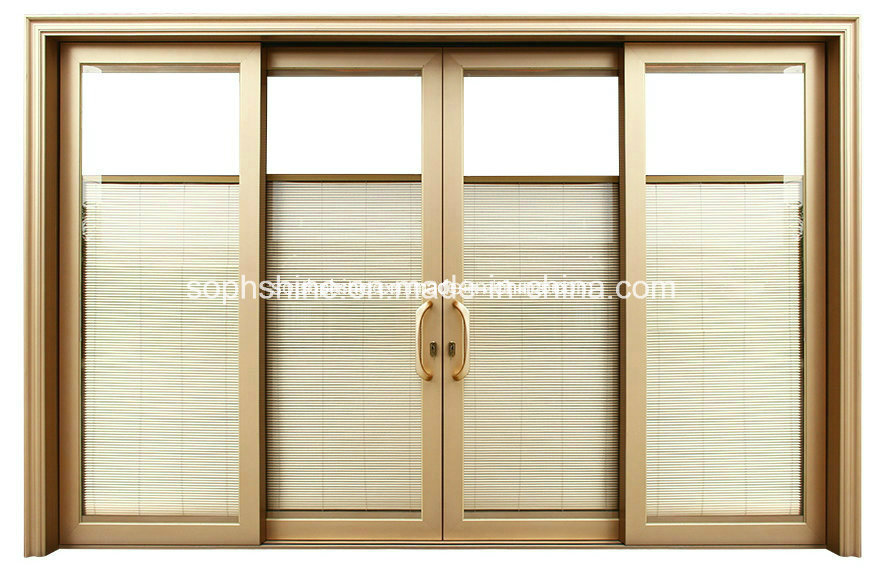 The Exclusive Manufacturer of Electronic Control Blinds Closed together to the Bottom