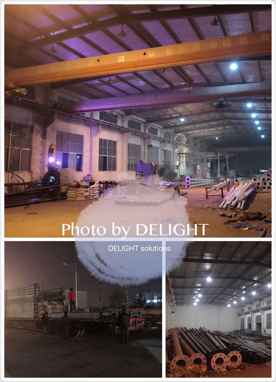 Happy New Year- Solar street light manufacturer