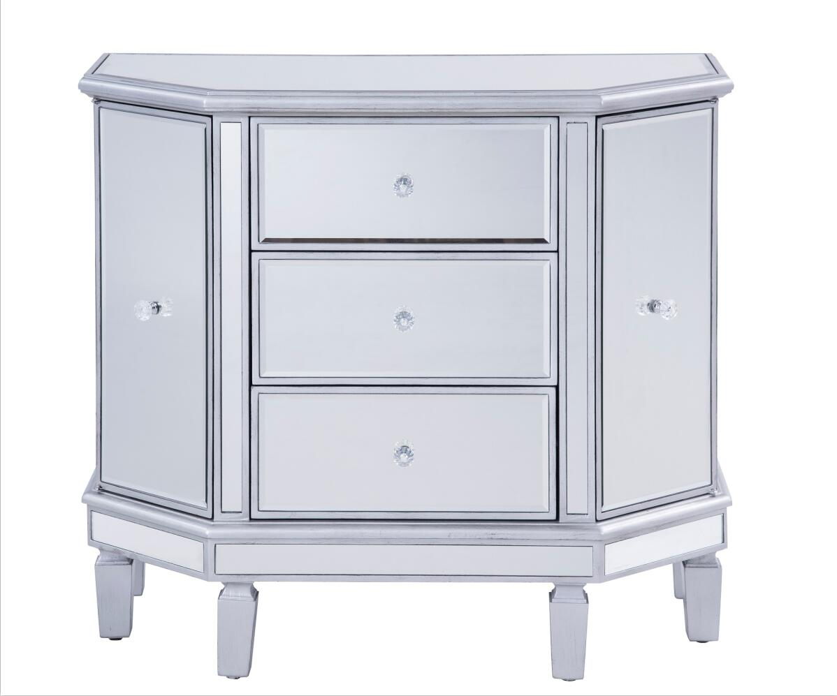 Hight Quality Modern Mirrored Cabinet of Drawers