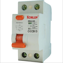New Design Residual current circuit breaker