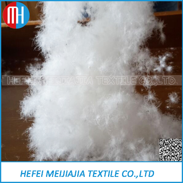 Our main products : High quality Washed whtie goose down