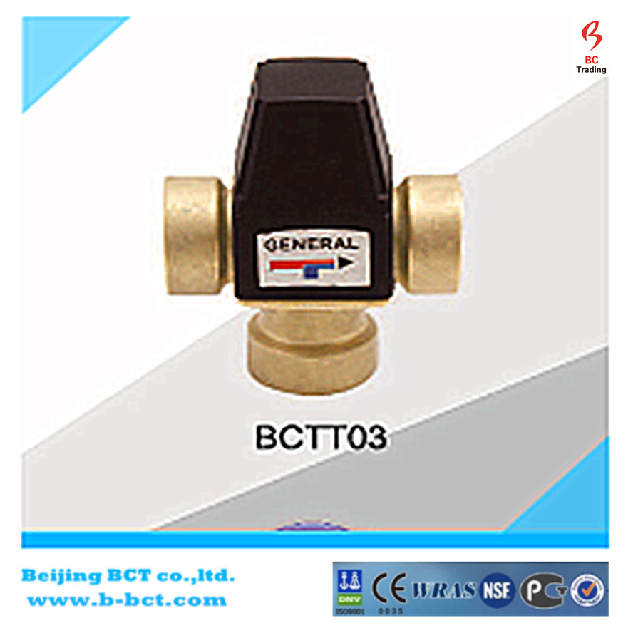Brass regulator