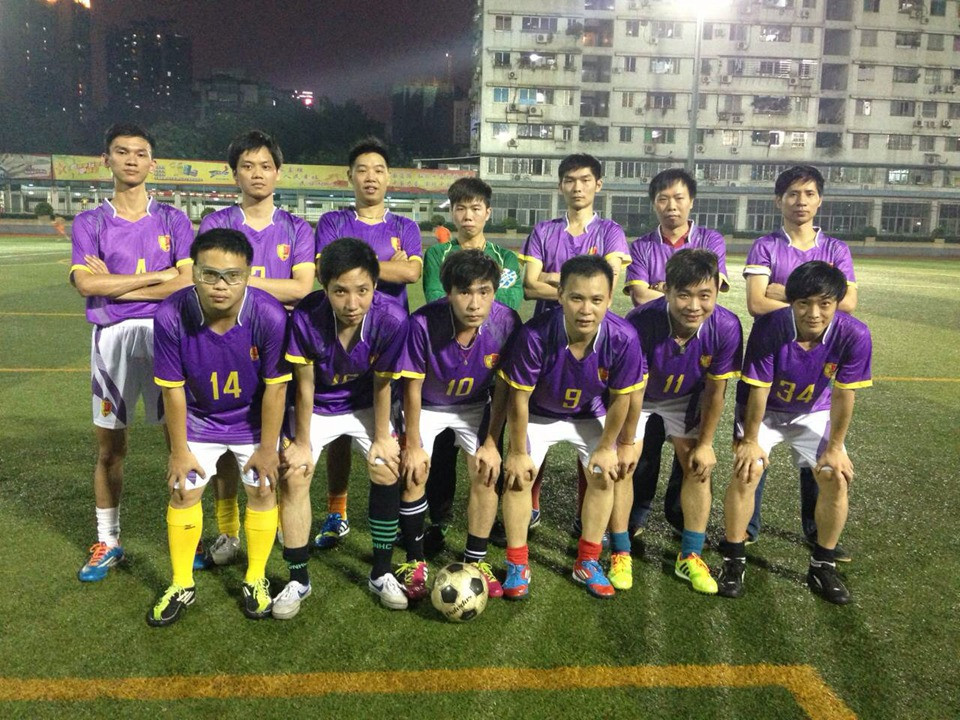 a football team in China