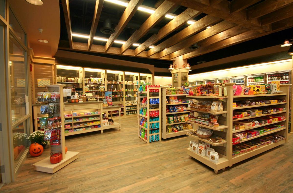 retail store shelf case