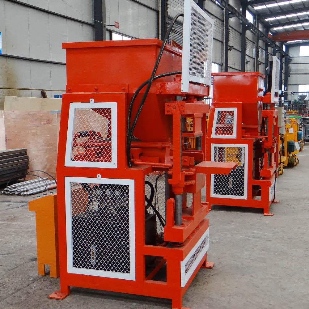 HR2-10 automatic hydraulic clay interlocking lego brick making machine