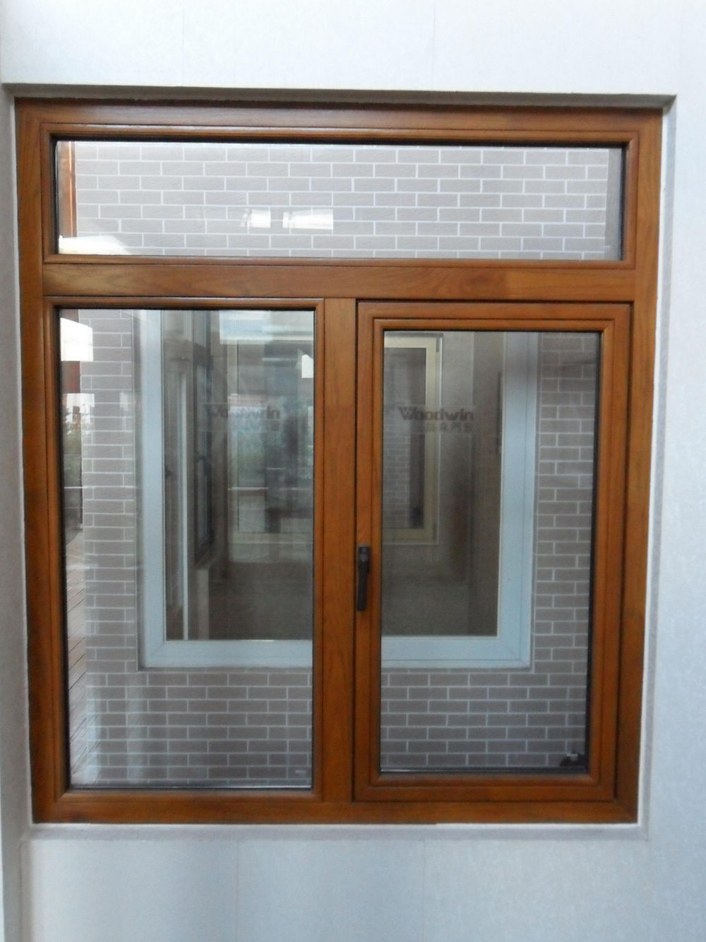 Aluminum Clad Wood Window