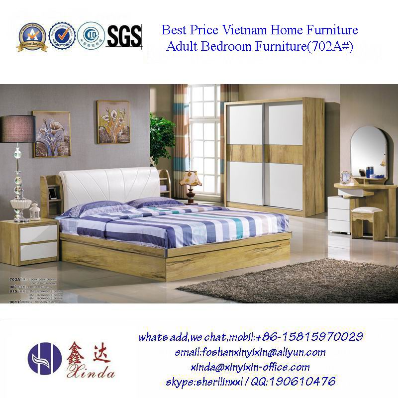 Best Price Vietnam Home Furniture Adult Bedroom Furniture