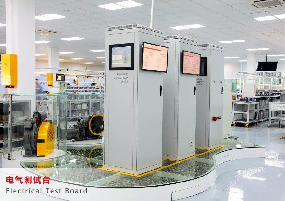 Elevator Test Platform