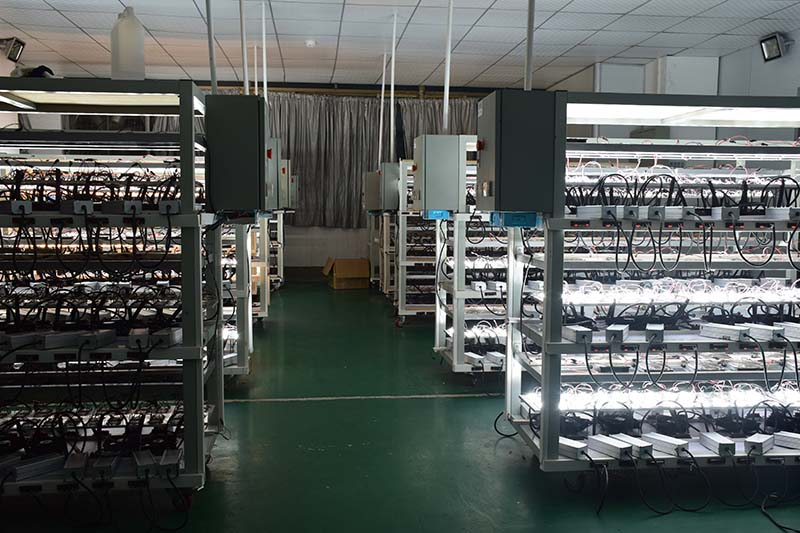 aging test to ensure quality of led driver
