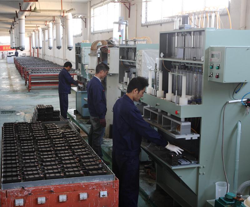 Automatic irrigation acid Machine