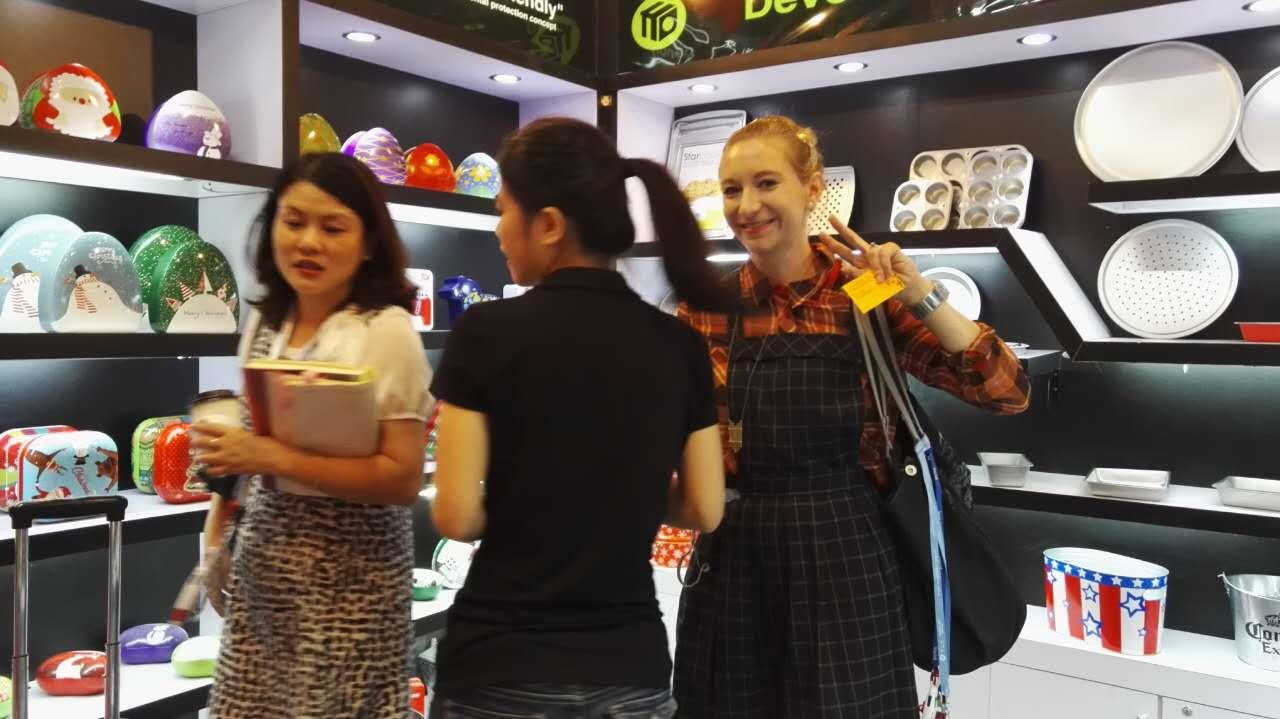 Canton Fair Company Show