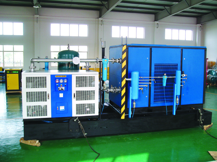 Portable Compressor Station