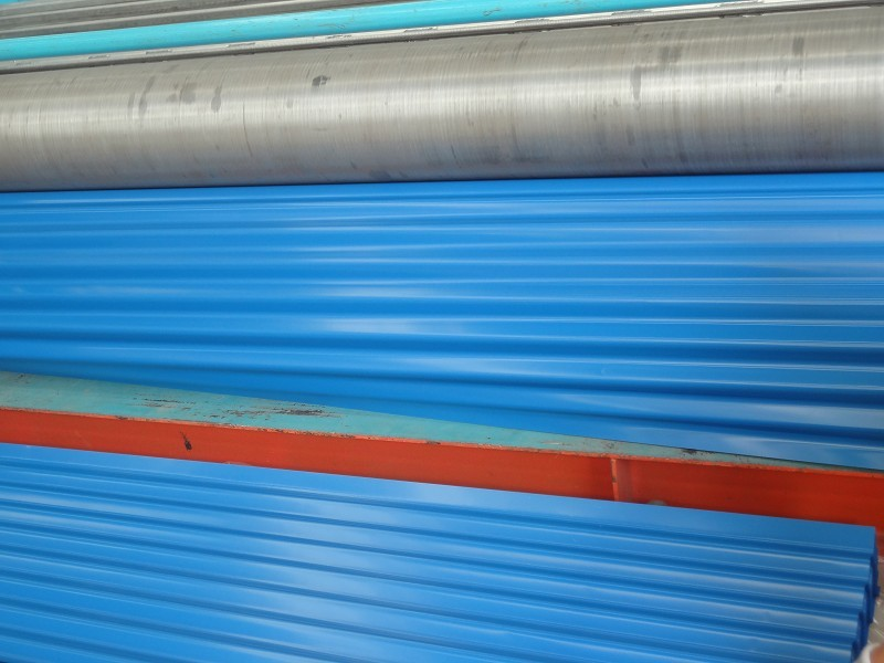 Prepainted Corrugated Sheet Sheet and Steel Plate
