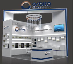 ORBITA Presents at Dubai Hotel Show and Angkor Food & Hotel Show
