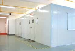 High Temperature Aging Room