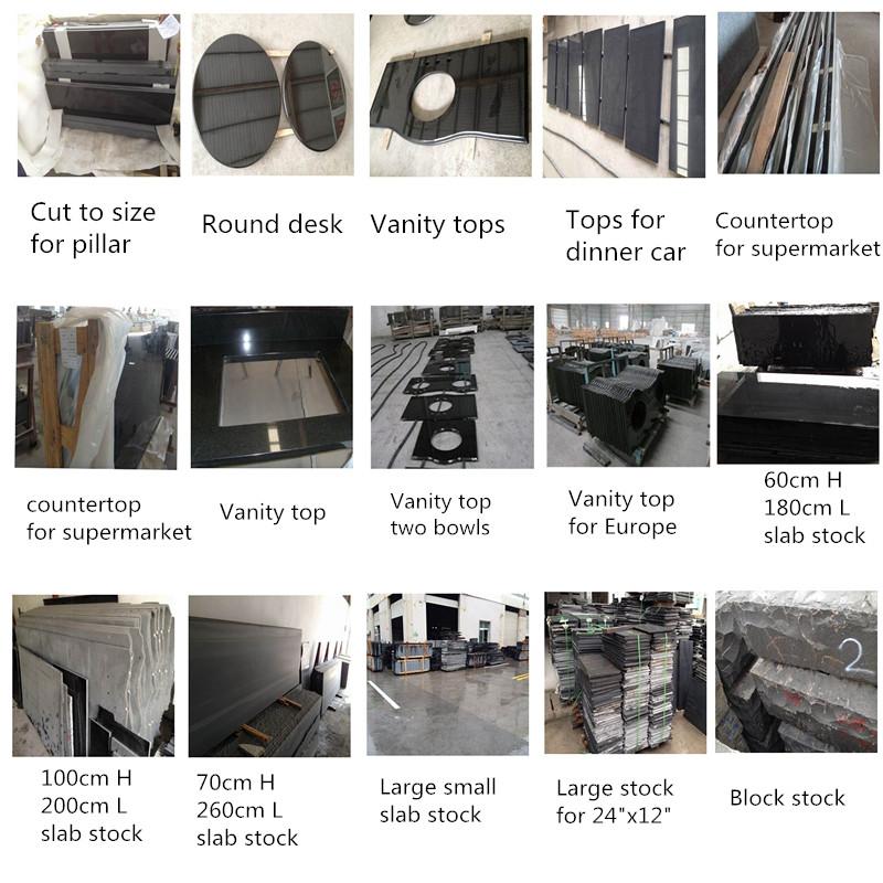 shanxi black slab