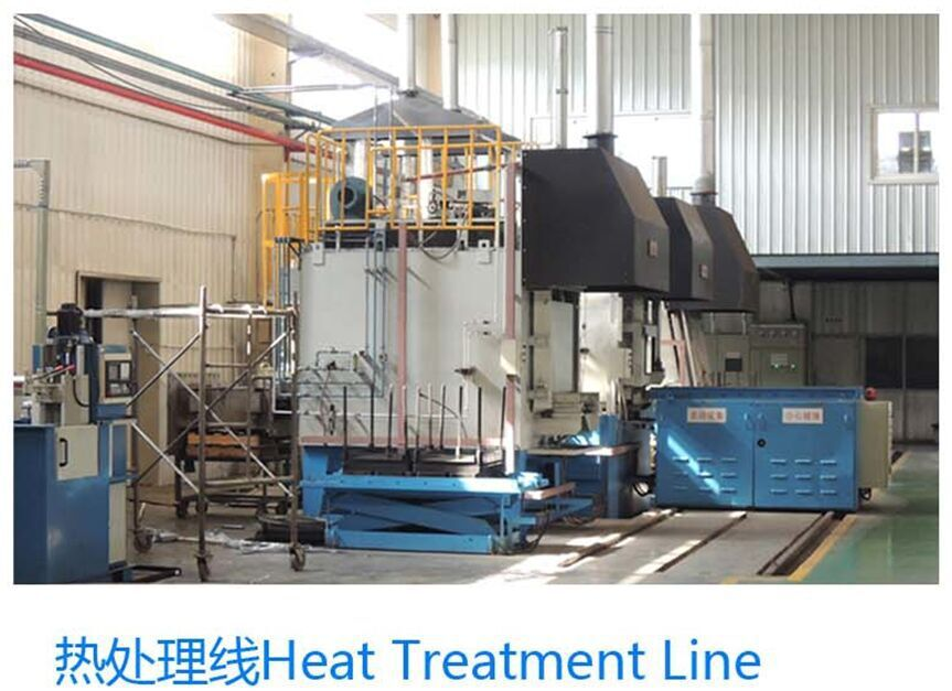 Heat Treatment Line