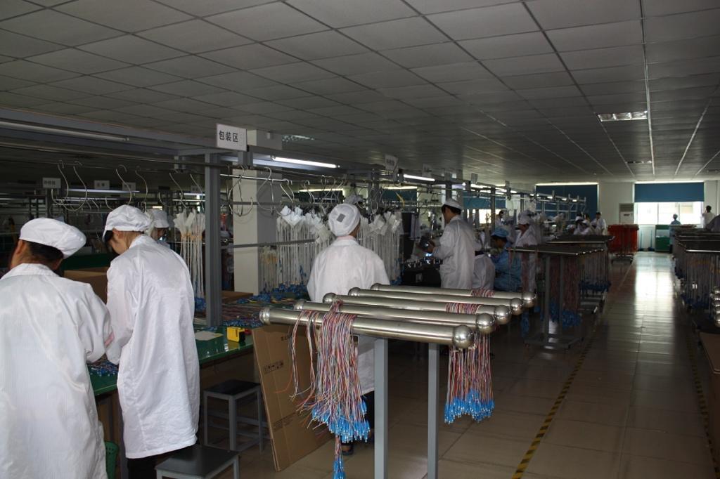 PLC splitter factory