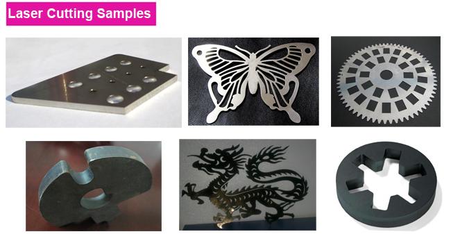 Fiber Laser Cutting/Metal sheet Cutting samples
